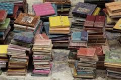 Img hoarding books